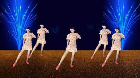 休闲广场舞《痒》让简单的动作舞出不一样的感觉