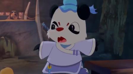 虹猫蓝兔:达达还没有丧失人格,被抢的东西冒危险也要抢回来