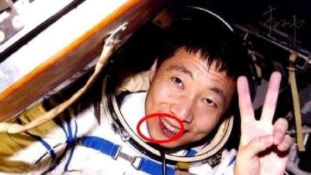 中国航天员杨利伟,在太空听到了敲门声