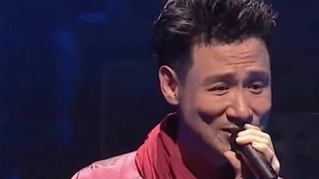 张学友一首粤语歌曲《情系半生》繁华落尽,念你如初,这就是爱情的模样