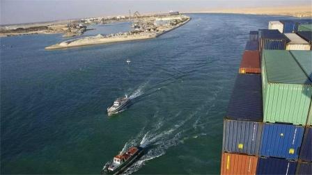 苏伊士运河塞船7天损失超百亿美元,必须找日本船东来赔偿?