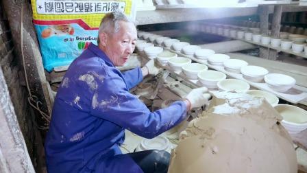 4000年的陶瓷,如今输给了一次性碗,贵州74岁爷爷手艺面临