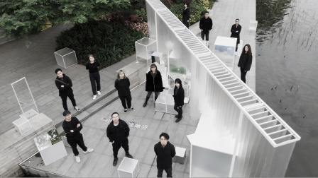 西南独立建筑师跨界联展 | 混沌意象·小隐建筑