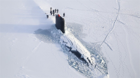 全球仅此一家?东方核潜艇水下功夫了得,俄:美反潜机成了废铁