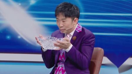 王牌对王牌:倪萍挑战新闻不NG,欢乐BGM杨迪被水淋了