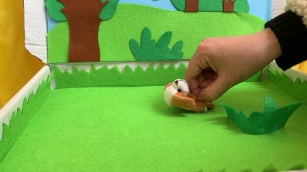 益智玩具:小狗生病了,很难受