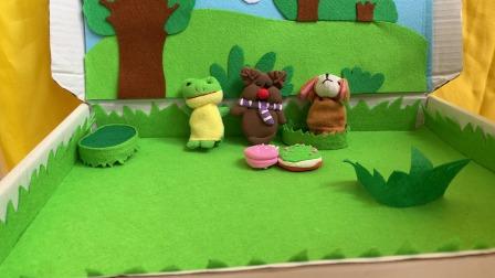 益智玩具:甜品会