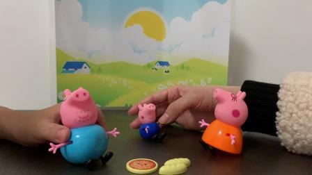 小猪佩奇玩具:去动物园还是补习班呢?