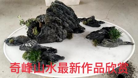 奇峰山水最新作品欣赏《作品展示》24