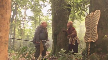 牛魔王没去看过孙悟空,为何却去见了见猪八戒?