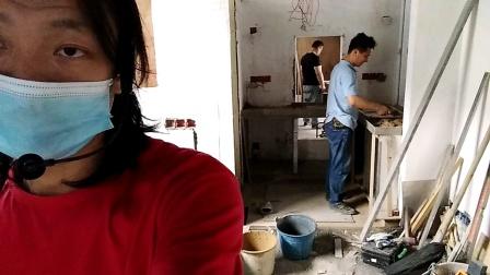 广东三角丘村贴瓷砖培训,制作橱柜陪,制作橱柜培训,制作橱柜培训,制作橱柜培训