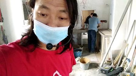 广东省三角丘村制作橱柜培训