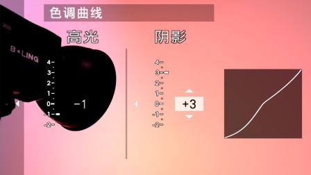 富士操作教程:简单实用,色调曲线竟是相机中隐藏的PS!