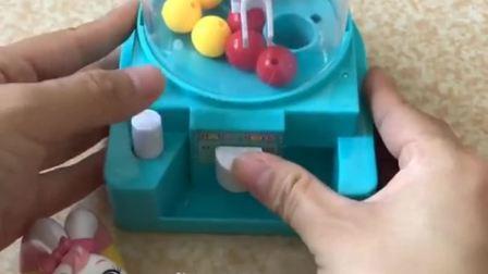 少儿玩具:一起抓豆豆吧