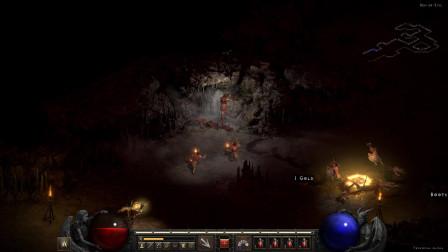 终于来了:《暗黑破坏神2:重制版》A测三职业试玩