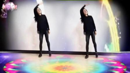 弹跳舞《人心伤了只会疼》32步(1)