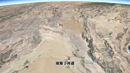 罗布泊,曾有多少条河流注入?为何全部干涸消亡