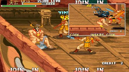 三国战纪:牛角兵再来,他手推攻击力蛮高的!