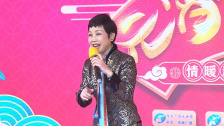 国家一级演员张艳萍演唱豫剧《朝阳沟》银环儿你莫要多操心选段