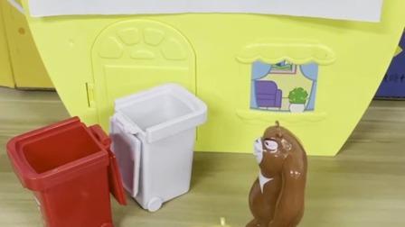 小朋友你们知道葡萄皮是属于什么类的垃圾吗?