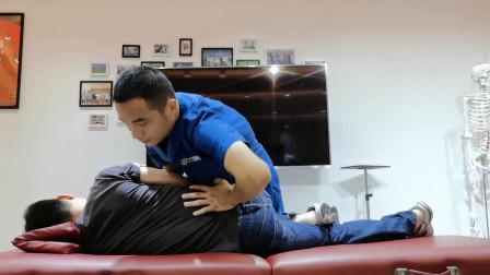 产后恢复手法教学,骨盆修复技巧