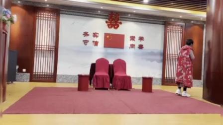 2021.3.21青甸湖文化礼堂👭