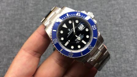 VS厂41mm蓝水鬼3235机芯