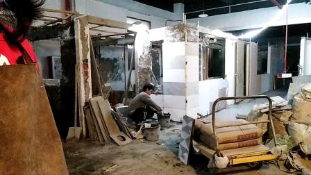 木工培训三角丘村贴瓷砖培训