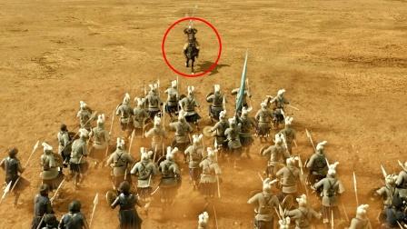 勇士单枪匹马冲敌营,印度史诗电影!