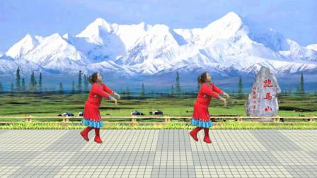 藏族舞《新跑马山情思》草原天籁之音悠扬动听  舞蹈舒展大气豪迈