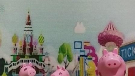 少儿益智玩具:猪妈妈这样教育佩奇和乔治之后,他们变得爱洗澡了