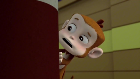 汪汪队:小曼不愧是丛林之王,就连人类的汽车,也能轻松上手!