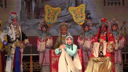 剧团美女的秦腔《法门寺》,演唱情真意切,声情并茂,好听极了