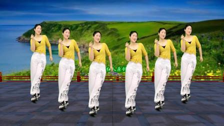 动感广场舞《快到四十岁的男人》节奏欢快, 舞蹈时尚, 动感又健身!