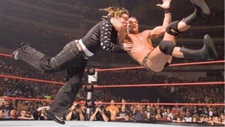 杰夫哈迪遭偷袭,兰迪RKO扭转战局!