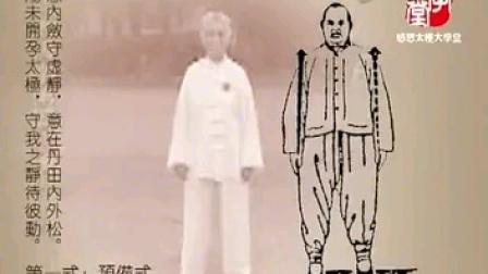 扎西杨氏传统太极拳85式