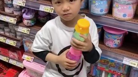 亲子乐事:虽然还是两瓶,可是也太小了吧