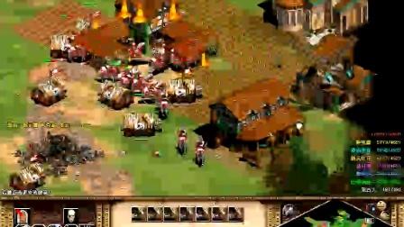 经典游戏:《帝国时代2》战役模式【巴巴罗萨】系列1集3分集