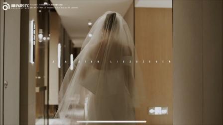 摩光时代影像 JIAN CHEN皇冠假日婚礼电影