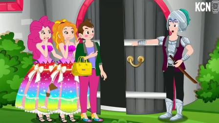 猜一猜,谁才是偷走裙子的罪魁祸首?小马国女孩游戏