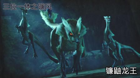 《怪物猎人:崛起》完成2个任务就挑战小BOSS镰鼬龙王