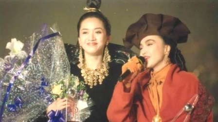 """香港乐坛最难分高低""""四大天后"""",一人一首代表作,至今难超越"""