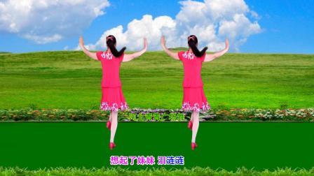 动感活泼广场舞《虹彩妹妹》32步附教学