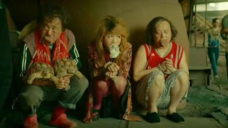 恶棍天使:邓超爆笑喜剧,贫民窟三兄妹,被人绑架了!