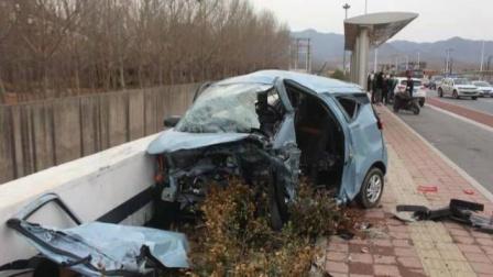 男子无证驾车出事故致一对母女身亡 已被刑事拘留