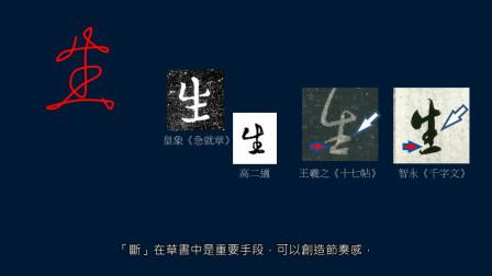黄简讲书法: 七级课程草书篇53-草书流派05上(连绵草,狂草,张旭,怀素)