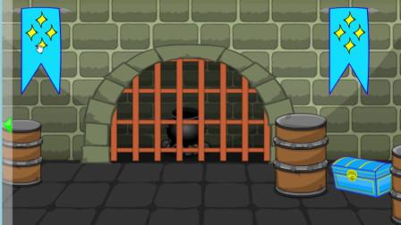 烧脑解谜游戏,逃离隐蔽的城堡