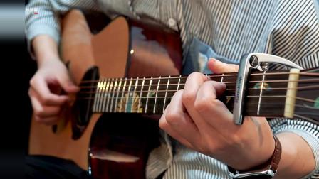 很耐听的一首吉他曲《风之丘》分享给喜欢音乐的朋友