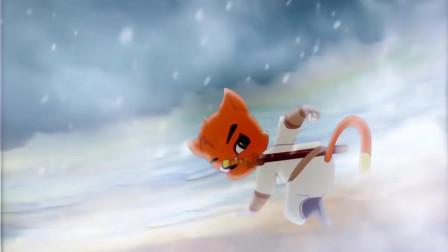 虹猫蓝兔:得知逗逗采花原因,灵儿感动了,为一个叛徒值得吗