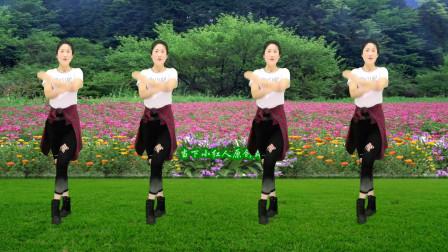 热门广场舞《被痛吞没》舞蹈动感优美,跳出优美马甲线!